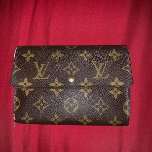 a3a2be6c3c481 Women Louis Vuitton Wallet For Sale on Poshmark